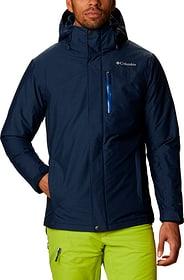 Last Tracks Jacket Veste de ski pour homme Columbia 460370600322 Taille S Couleur bleu foncé Photo no. 1