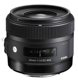 30mm F1,4 DC HSM | Art (Canon) Objektiv Sigma 785300132572 Bild Nr. 1