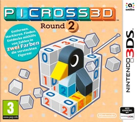 3DS - Picross 3DS Round 2 Box 785300121419 N. figura 1