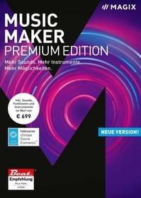 PC - Music Maker Premium 2018 (D)