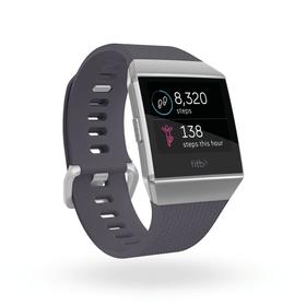 Ionic Herzfrequenzmesser Fitbit 463027500010 Farbe weiss Grösse 000 Bild-Nr. 1