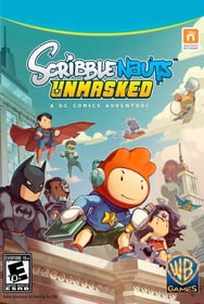 PC - Scribblenauts Unmasked: A DC Comics Adventure Download (ESD) 785300133279 Photo no. 1
