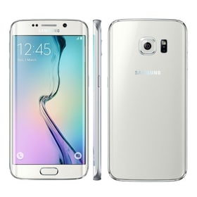 Samsung Galaxy S6 Edge 64Gb weiss Samsung 95110037685915 Bild Nr. 1