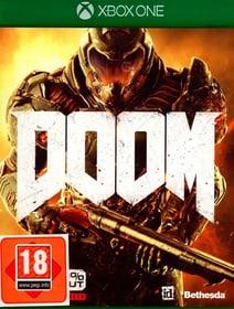 Xbox One - Doom Box 785300122189 N. figura 1