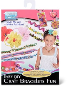 Totally girlie easy DIY Craft & Bracelet 746129600000 Photo no. 1