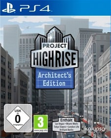 PS4 - Project Highrise - Architect's Edition (D) Box 785300138885 Bild Nr. 1