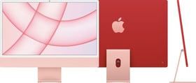 CTO iMac 24 M1 8CGPU 8GB 512GB SSD NKey MM2 pink All-in-One Apple 798788800000 N. figura 1