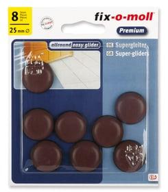 Universalgleiter 5 mm / Ø 25 mm 8 x Fix-O-Moll 607079100000 Bild Nr. 1