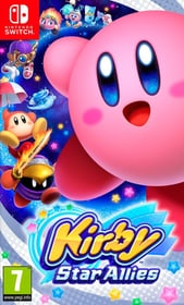 Switch - Kirby Star Allies Box 785300132158 Photo no. 1