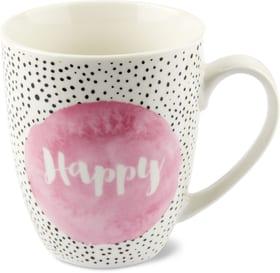 Tasse Happy, 390ml Cucina & Tavola 703642200000 Bild Nr. 1