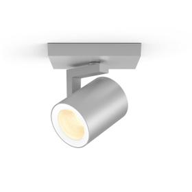 AGENTA WHITE & COLOR AMBIANCE Spot Philips hue 421427700001 Dimensioni L: 19.0 cm x P: 9.0 cm x A: 10.8 cm Colore Color alluminio N. figura 1