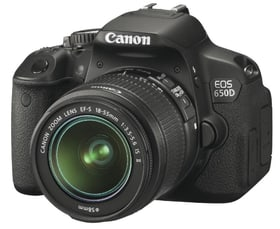 Canon EOS 650D 18-55mm IS ll Canon 79338070000012 Photo n°. 1