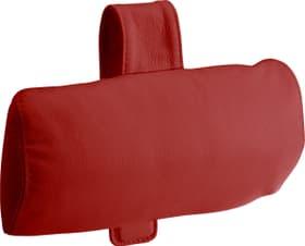 CHARLENE Appuie-tête 402435682330 Dimensions L: 35.0 cm x P: 17.0 cm x H: 7.0 cm Couleur Rouge Photo no. 1