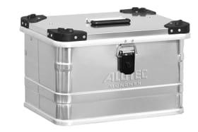 Aluminiumbox D29 mit robusten Stapelecken