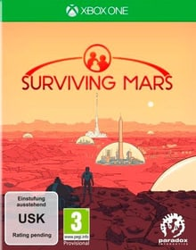 Xbox One - Surviving Mars (F) Box 785300132436 N. figura 1