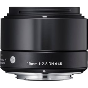 19mm/2,8 DN MICRO-FT Objectif Sigma 785300135768 Photo no. 1