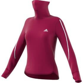 C.R. Cover Up Damen-Pullover Adidas 470427000537 Grösse L Farbe fuchsia Bild-Nr. 1