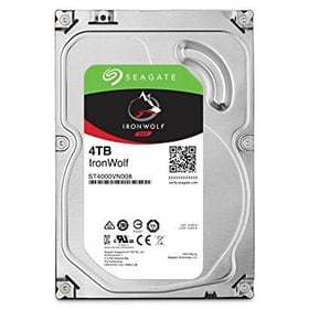 IronWolf 4TB disco rigido interno SATA 3.5""