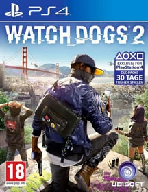 PS4 - Watch Dogs 2 (D) Box 785300135598 Photo no. 1