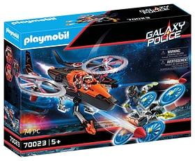 PLAYMOBIL 70023 Hélicoptère et pirates de l'espace 748033300000 Photo no. 1