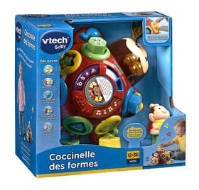 Coccinelle des formes (F) VTech 746367990100 Lengua Francese N. figura 1