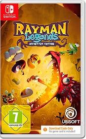 NSW - Rayman Legends - Definitive Edition Box 785300156055 N. figura 1