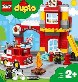 DUPLO 10903 Feuerwehrwache LEGO® 748701000000 Bild Nr. 1