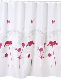 CHUS Tenda da doccia 453141353410 Colore Bianco Dimensioni L: 180.0 cm x A: 180.0 cm N. figura 1