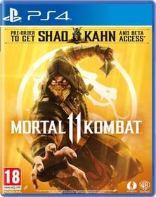 PS4 - Mortal Kombat 11 D/F Box 785300141151 Bild Nr. 1