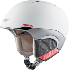Alpina Parsena Casque de sports d'hiver Alpina 461876152010 Taille 52-56 Couleur blanc Photo no. 1