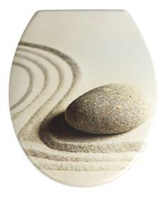 WC-Sitz Sand and Stone WENKO 674039800000 Bild Nr. 1