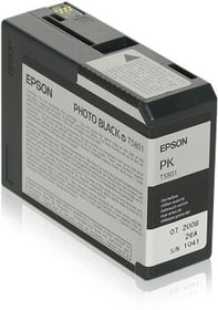 T5801 photo black cartuccia d'inchiostro Epson 798282100000 N. figura 1