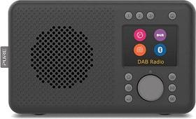 Elan Connect - Charcoal Internet / DAB+ Radio Pure 773026100000 Bild Nr. 1