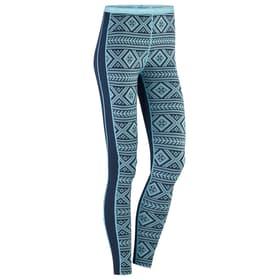 Floke Damen-Unterhose lang Kari Traa 477098900543 Grösse L Farbe marine Bild-Nr. 1