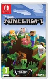 NSW -   Minecraft Nintendo Switch Edition I Box Nintendo 785300135881 Langue Italien Plate-forme Nintendo Switch Photo no. 1