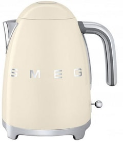 50's Retro Style, beige Bouilloire Smeg 785300136783 Photo no. 1