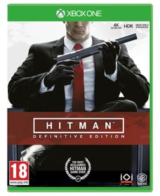 Xbox One - Hitman - Definitive Edition (D/F) Box 785300134640 Bild Nr. 1