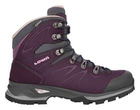 Badia GTX Chaussures de trekking pour femme Lowa 473323538045 Taille 38 Couleur violet Photo no. 1