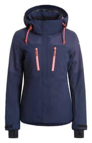 ICEPEAK CASERTA Damen-Skijacke Icepeak 462554404422 Grösse 44 Farbe dunkelblau Bild-Nr. 1