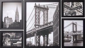 NEW YORK Bilder gerahmt 433033500000 Bild Nr. 1