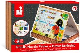 Pirates Magnetbattle Jeux de société Janod 748973800000 Photo no. 1
