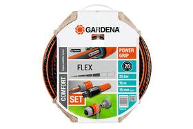 Comfort FLEX 15 m Tuyau Gardena 630481800000 Photo no. 1