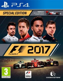 PS4 - F1 2017 Special Edition Box 785300122628 Photo no. 1