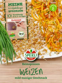 Bio Keimsprossen Weizen Graines germées Sperli 650151000000 Photo no. 1