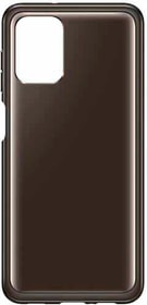 Soft-Cover Clear black Hülle Samsung 785300157346 Bild Nr. 1