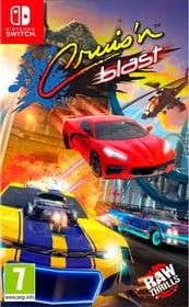 NSW - Cruis'n blast D Box 785300161000 Photo no. 1