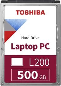 "L200 Slim 500GB 2.5"" SATA (BULK) Hard disk Interno HDD Toshiba 785300137556 N. figura 1"