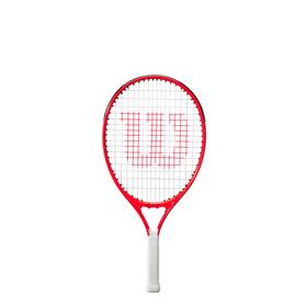 Roger Federer Junior Kids Tennis Racket Wilson 491570602630 Griffgrösse 26 Farbe rot Bild-Nr. 1