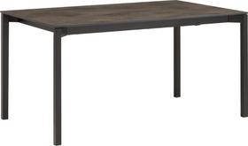 MALO Table àrallonge 408041715003 Dimensions L: 150.0 cm x P: 90.0 cm x H: 75.0 cm Couleur OXIDO TERRA Photo no. 1