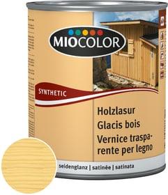 Vernice trasparente per legno Incolore 2.5 l Miocolor 661125700000 Colore Incolore Contenuto 2.5 l N. figura 1